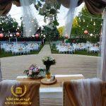 باغ عروسی لوکس در استانبول