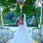 عکس عروسی در باغ سمفونی