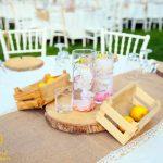 دیزاین زیبای میز پذیرایی