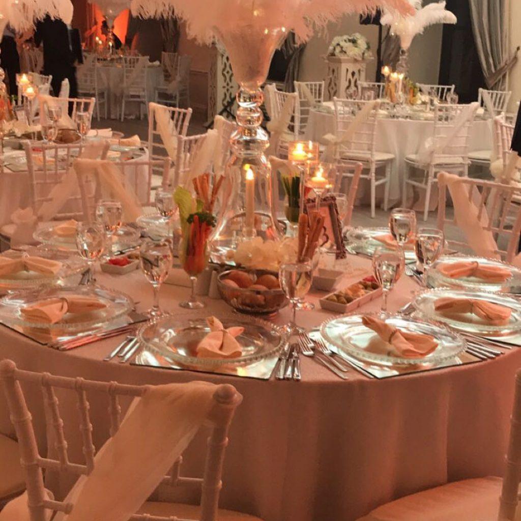 عروسی مجلل در تالار ترکیه