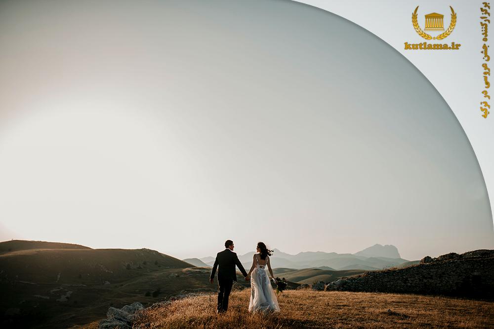 کلیپ عروسی استانبول